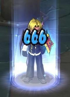 ヒール666