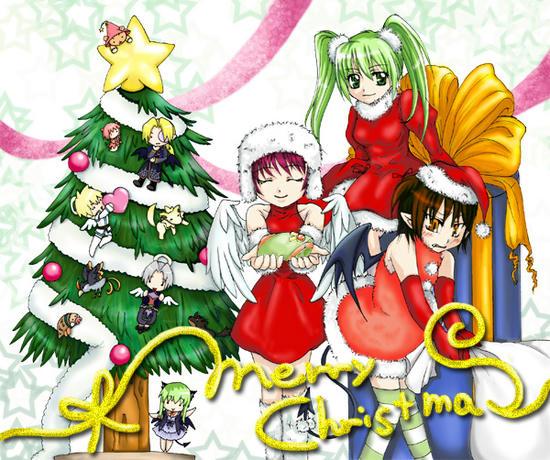 ECOでクリスマス