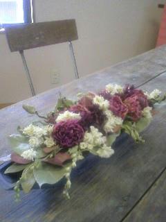Kuminさんの花