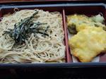 鱧天ざる蕎麦(うどん)