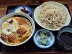 夏限定♪うな玉丼セット(蕎麦・うどん)