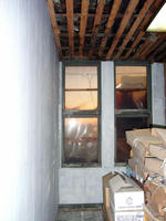 2階小部屋の天井