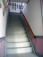 階段のてすり