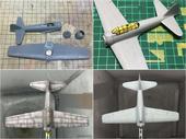 タミヤ 零式艦上戦闘機32型