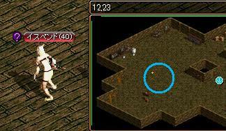 ハノブ左下マップ~ハノブ高台望楼2F