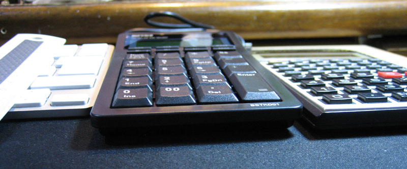 BSTKD01BKと電卓の比較3
