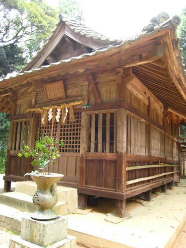 太宰府市日吉神社