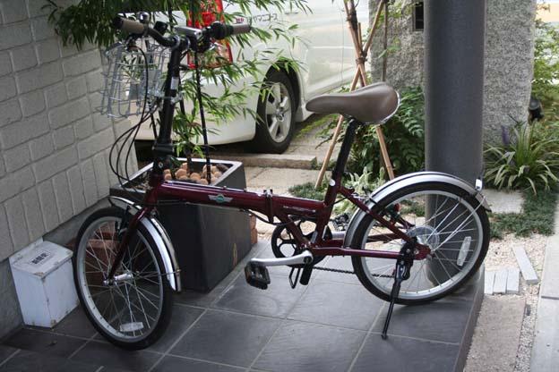 チョコボが行く 自転車