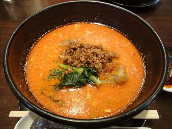特製担々麺(激辛)