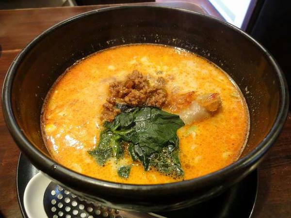 特製担々麺(普通)