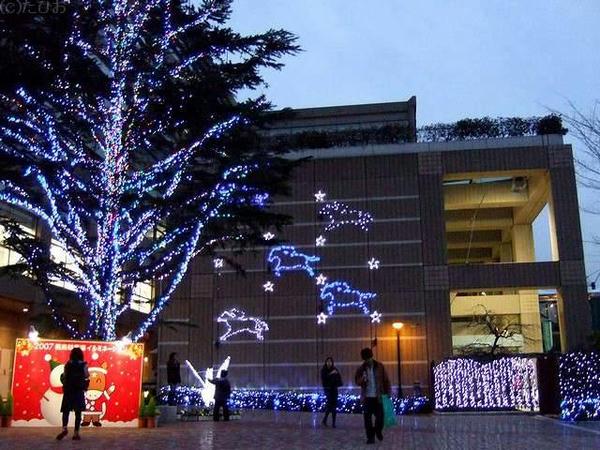 クリスマスイルミネーション(1)