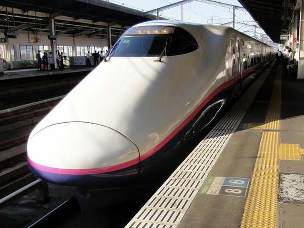 東北新幹線やまびこ271号