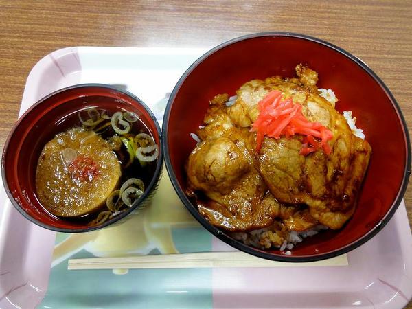 豚丼 650円