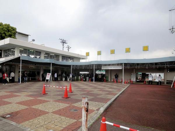 園田競馬場正門