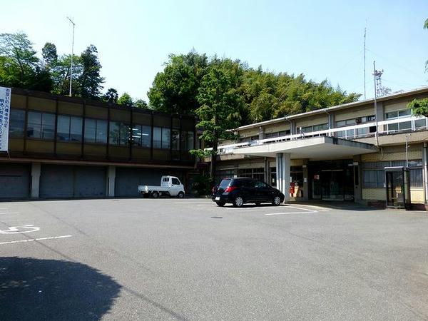 千早赤阪村役場