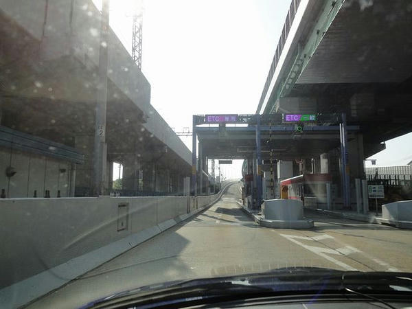 阪神高速姫島入口