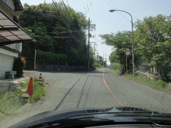 千早赤阪村内の府道202号