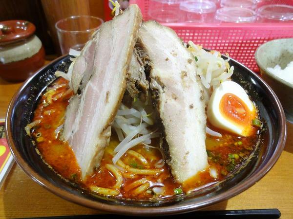 辛味噌らー麺(激辛・麺200g)