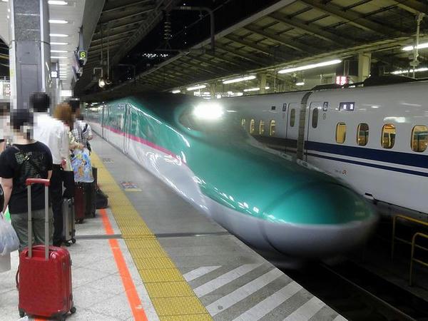 JR東北新幹線やまびこ223号