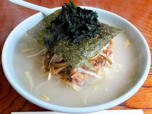ネギ味噌ラーメン(中)