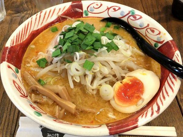 辛味噌麺(ピリ辛・細麺)
