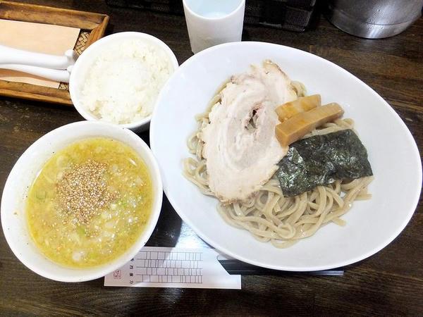 味噌つけ麺+ライスセット(小ライス)