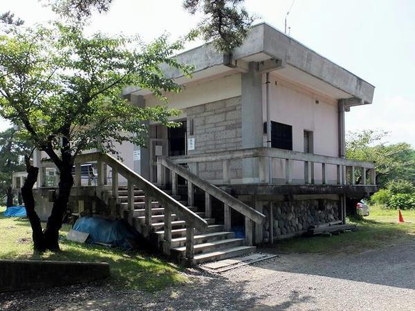 秋田城跡出土品収蔵庫