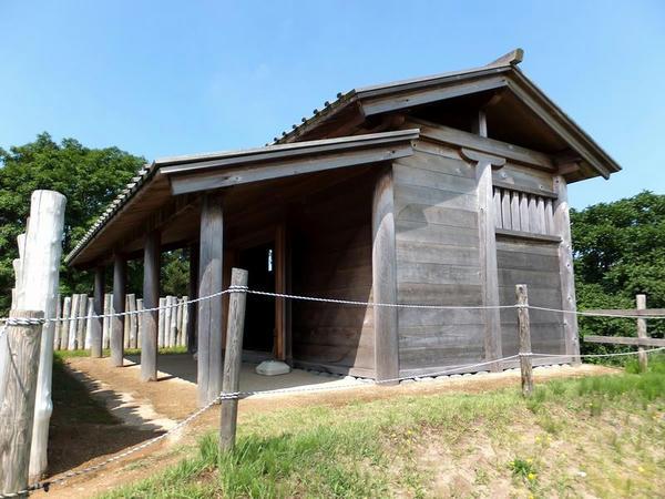 水洗厠舎跡(すいせんかわやあと)(2)