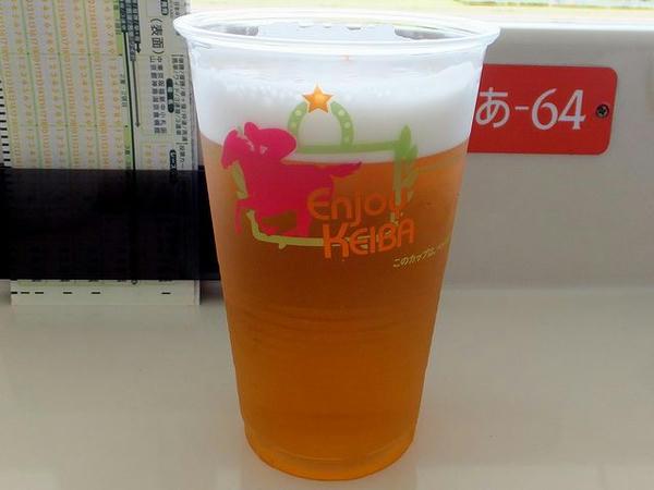 生ビール(サッポロクラシック) 550円