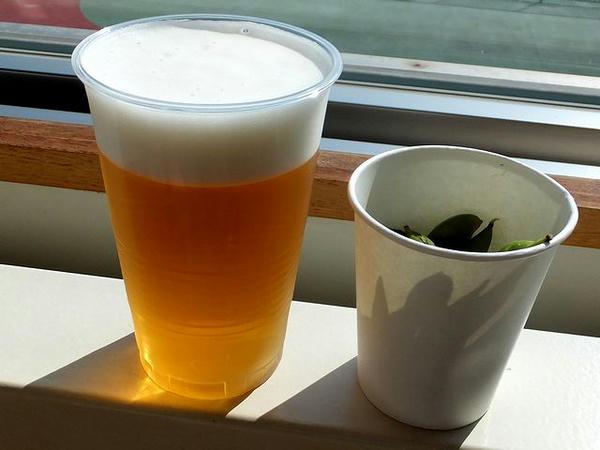 生ビール 400円