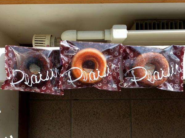 焼きドーナツ 1個130円~
