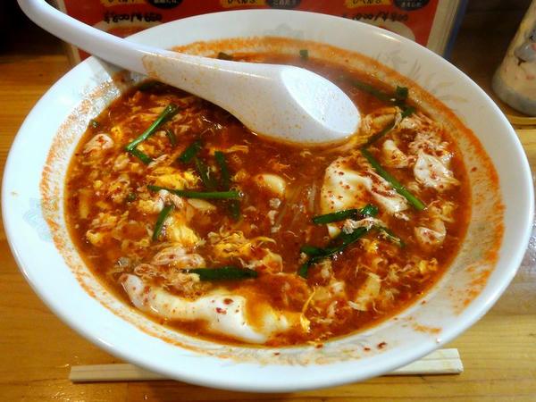 辛麺(レベル15) 1,000円