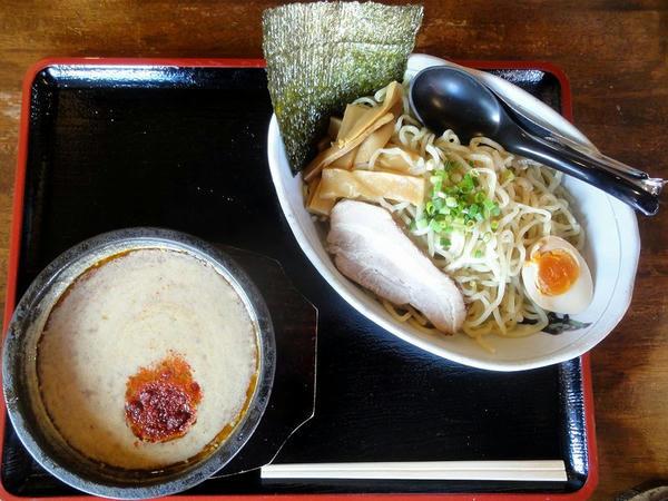 旨辛味噌つけ麺 780円