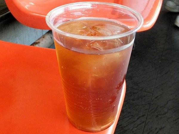 焼酎(ウーロン茶割り) 400円