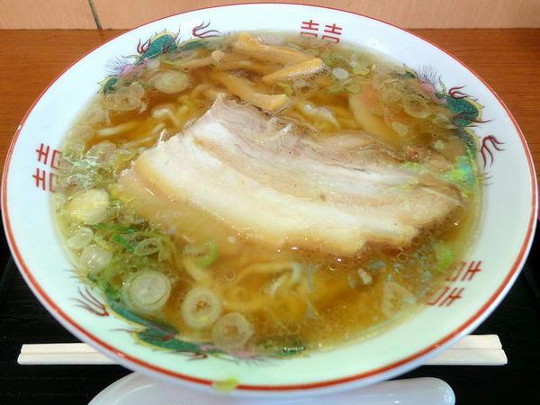 ラーメン 530円