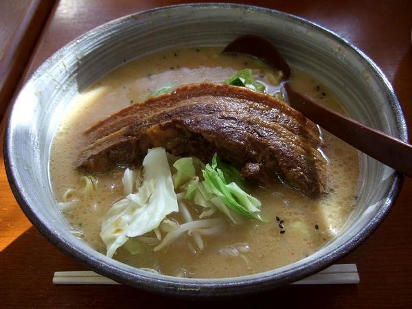 肉ミルクラーメン(全部少なめ) 1100円