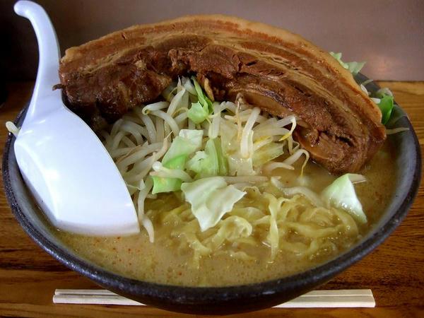 肉ミルクラーメン 1,100円