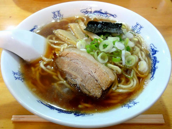 しょうゆらー麺 600円