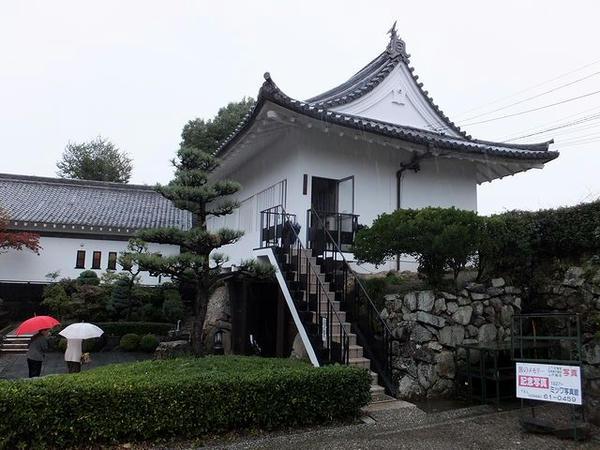 日本100名城スタンプラリースタンプ設置場所