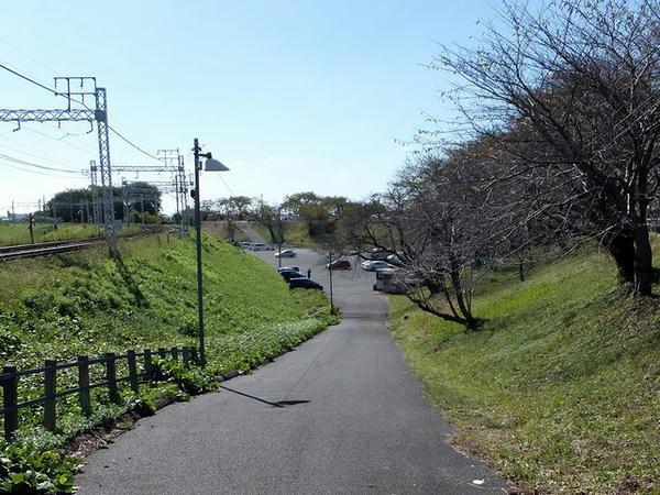 笠松競馬場第1駐車場