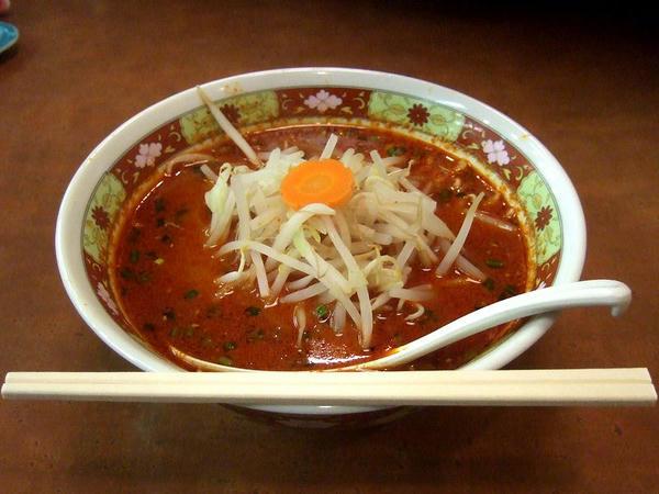 辛味噌ラーメン(10L) 1,250円