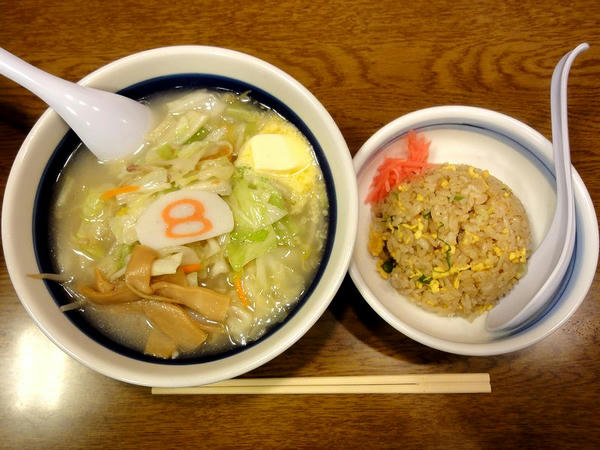 小さなBセット(バター(風味)味) 735円