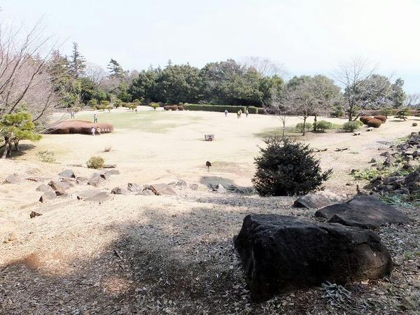 二ノ丸(馬屋曲輪)