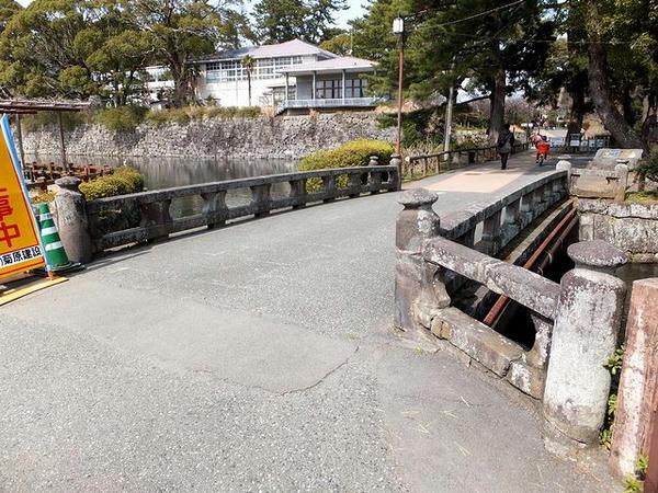 小峰橋(御茶壺橋)