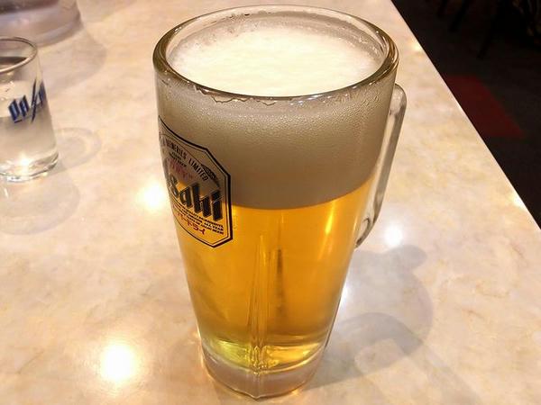 生ビール 483円