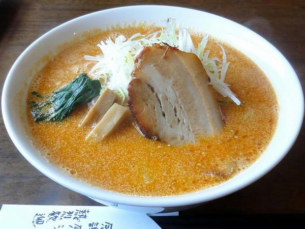 担々麺 780円
