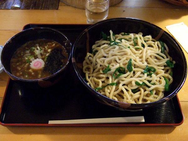 つけ麺・男味 800円
