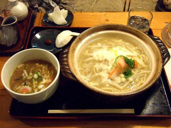 季節のつけ麺〈冬〉 800円