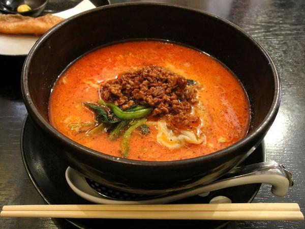 特製担々麺(激辛) 730円