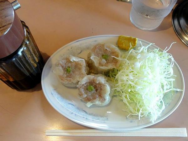 シューマイ(3ケ) 350円